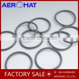 import material EPDM FKM rubber o ring in AS568,DIN,JIS or custom size for tire Made in Aeromat