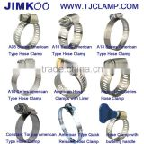 Best quality, best price, professional hose clamp manufacturers with American Type Hose Clamp