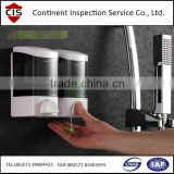 Bathroom, Hotel, Toilet Wall Mount Manual Foam Soap Dispenser, Liquid Soap Dispenser,Electric&Electronics inspection,QC