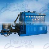 hydraulic pumps and motors testing bench