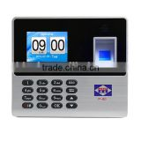 Aibao biometric fingerprint time recorder attendance machine/finger screen device software free
