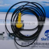 Single suction strap ground/antistatic mat