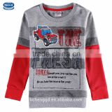 (A6743) nova 2015 new arrival popular design best selling printed pattern kids sweatshirts without hood boy pullover hoodie