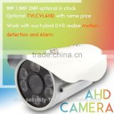 Vitevison Shenzhen China factory Full HD1080p 2MP low price bullet vandal proof stainless steel AHD CCTV camera