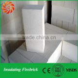 Light Weight Insulating Firebrick For Industry Kilns, Insulation Brick 2300F,2600F,2800F,3000F