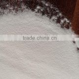Plastic pvc regrind white of powder resin