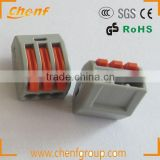 Cheaper Price Auto Electrical Plastic Wire Terminal Block Connector For Building Lighting