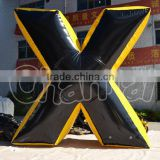 Hot sale inflatable x bunker x x, inflatable paintball bunkers, inflatable paintball bunkers