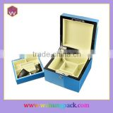 Luxurious Single Ladies Watch Winder Box & Fashion Wood Watches Travel Case For Sale