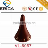 Velo Classtic Brown City Retro Bike Saddle