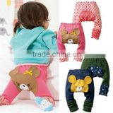 Girl Baby Boy Infant Toddler Pants Trousers Bottom Cute Animal Leggings