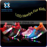 halloween new fashion colorful wing led light casual shoes for children kid light up shoes,kids shoes led                                                                                                         Supplier's Choice