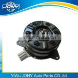 Auto spare parts cooling fan motor/radiator fan motor for TOYOTA YARIS 99-05 VIOS 03 16711-21030,16363-23030