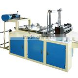 automatic cutting PP PE plastic film shopping bags machine