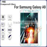 Wholesale New 9H original Premium Phone Tempered Glass Film For Samsung GALAXY A9 A9000 A900F Screen Protector