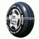 inflatable tire,large inflatable advertising tire
