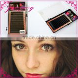 Private label eyelash extension ,synthetic silk lash and eyelash extention with material made in korea
