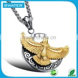 China Supplier Stainless Steel Eagle Pendant