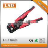 LS-A318 automatic wire stripper easy stripping, crimping, end cutting multi purpose durable hand tool pliers