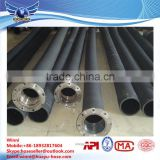 Textile Braided and Steel Wire Spiralled Suction Hose Hydraulic Rubber Hose For suction and discharge the water/oil/mud