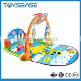 Best toy for newborn musical piano baby activity mat