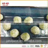 Frozen Medium Pollock Fish Ball With Seaweed