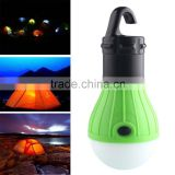 2016 Outdoor Hanging Camping Tent Light Bulb Fishing Lantern Night Lamp 3LED