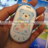 Baby Bear children mobile phone GK301 gps bracelet kids tracker anti-lost tracker for children