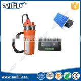 Sailflo 9300 24 volt solar powered high pressure submersible booster pump for agriculture irrigation