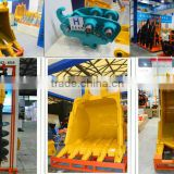 VOLVO Bucket, Bucket Teeth, Ripper, Hydraulic Grab, Skeleton Bucket, Breaker Hammer For Excavator EC480DL, EC250DL, EC220DL