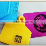 laser marking machine for animal tags/dog tag/ cow ear tags