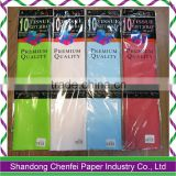 Wrapping tissue paper for gift packing acid free wrapping tissue paper for gift packing