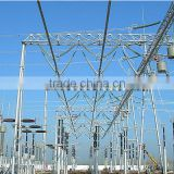 Substation steel structure,steel structure,transformer substation