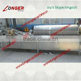 Stainless steel Vegetable Blanching Machine|Potato Chip Production Line