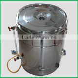 304 Stainless Steel Beekeeping Equipment Honey Tank, Honey Barrel, Honey Bucket with Heater