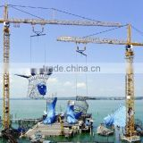 CS 2015 hot sale high quality Self-Raising tower crane construction machinery from factory direct sale