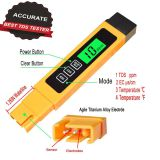 Portable Pen Type Digital Display TDS&EC Meter Tester Filter Water