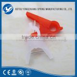 Wholesale Factory Direct Price Extruding Plastic Tomato Plant Clips For Cucumber Supplier