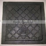 cast iron sewer cover, grey iron manhole cover