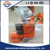 Electric concrete floor grinding machine and grinder and fluting machine with best price for sale