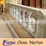 hand carved stone antique balustrade and handrail for sale NTMF-MB001Y