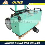 Brand new automatic wall floor cement ground machine,asphalt machinery curbs with great price