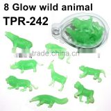 Sell Plastic Stretchy Glow Wild Animal Toys