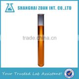 Laboratory glassware borosilicate heat resistant glass test tube, Disposable test tubes