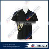 2015 custom polyester sublimated motor cycling auto racing team Polo shirts jerseys wear