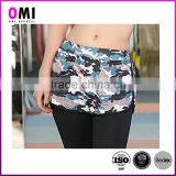latest small moq women running shorts factory oem running shorts sublimation printing compression running shorts