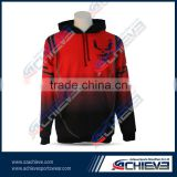 Active sport ladies hoody sweaters gym team sublimation hooded sweatshirts athletic printed hoodies pullover oversize sweaters