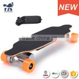 HSJ148 Wholesale Lithium Battery 4 Wheel electric skateboard Have Big Stock
