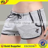 Wangjiang wholesale clothing cotton polyester running shorts