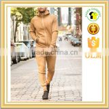 Latest Design Slim Fitted Cotton Polyester Custom Plain Mens Gym Joggers Fitness Sports Tracksuit